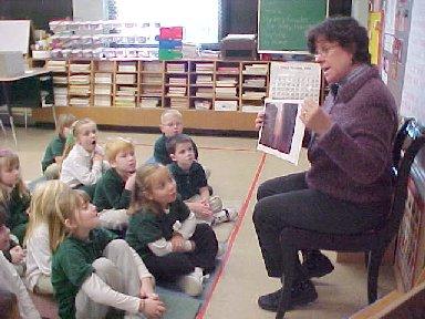 Mrs. Jones - December 2005 Activities